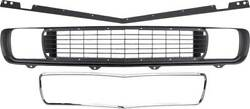 1969 Camaro Rally Sport Restorerand039s Choice Grill Kit