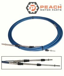 Peach Motor Parts Pm-701-48320-20-00 Throttle Shift Cable Remote Control 20 Ft