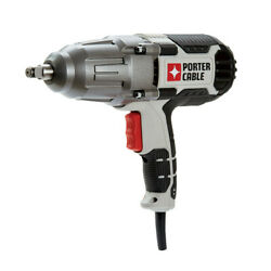 Porter-cable Pce211 7.5 Amp Brushed 1/2 In. Impact Wrench New