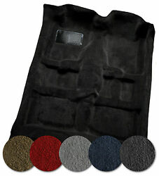 Carpet Fits 1995-2004 Toyota Tacoma Ext Cab 2 And 4wd Carpet W/lid Cvrs -any Color