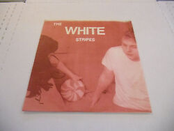White Stripes Letand039s Shake Hands 45 Rpm Italy Records Vg+ Red Wax 003 Original