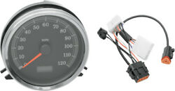 Drag Specialties Mph Speedo Speedometer And Harness For 96-98 Harley Softail Flstn