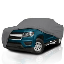 [csc]ultimate Heavy Duty Truck Car Cover For Chevy Colorado Gmc Canyon 2002-2021