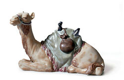 Lladro Camel Gres 12456 Brand New In Box Nativity Christmas Save Free Shipping