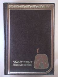 The Holy Bible Old And New Testaments In The King James Version Giant Print R