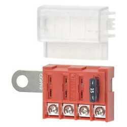 Blue Sea 5023 Marine St Blade Battery Terminal Mount Fuse Block Boat Electrical