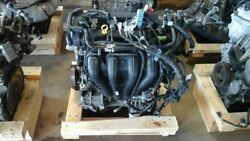 Engine 2.5L VIN H 8th Digit Fits 09 MAZDA 6 895611