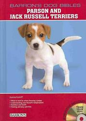 Parson and Jack Russell Terriers [With DVD] by Joanna Kosloff (English) Spiral B