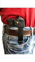 Inside the Pants Gun Holster With Extra-Magazine Pouch For Kel-Tec P-32P-3AT