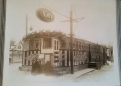 5 Ca 1930 Queens Jerome Diner Photos Large Format New York City Nyc Richmondhill