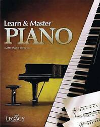 Learn And Master Piano - Homeschool Edition By Barrow Will