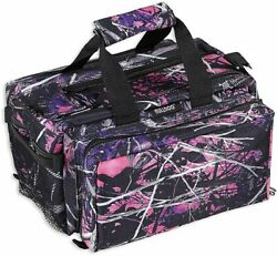 Bulldog Cases Muddy Girl Camo Range Bag Deluxe with Strap - : BD910MDG