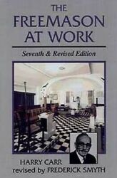 The Freemason At Work By Carr, Harry Paperback Book The Fast Free Shipping