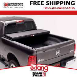 2019-2020 Dodge Ram 1500 5.7' Bed W/ Rambox Extang Solid Fold 2.0 Tonneau Cover