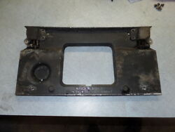 1984-1996 Corvette Gas Lid Backing Coupe Gm 14047547 Good Hinges