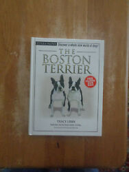 The Boston Terrier by Tracy Libby and Wayne Hunthausen HC w DVD