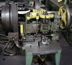 Industrial Model C Chain Machines - Tooled For Single, Double Or Triple Cable