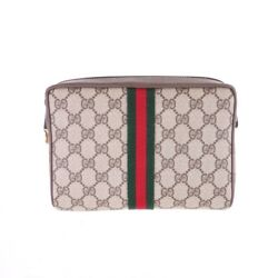 Vintage Gucci Excellent Pristine Accessory Collection Box  Clutch Bag.NFV4669