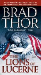 Complete Set Series - Lot Of 18 Scot Harvath Books By Brad Thor Lions Lucerne