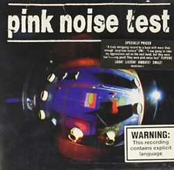 Pink Noise Test - Plasticized - Pink Noise Test CD SYLN The Fast Free Shipping