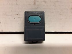 Vintage Clicker Single Button Garage Door And Gate Remote Opener Fob Mjn200a