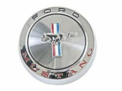 1966 Ford Mustang Fuel Gas Cap Ford Licensed - Usa Made Scott Drake