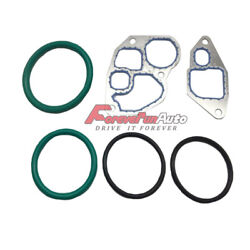 Oil Cooler O-ring And Gasket Kit For 1994.5-2003 Ford Powerstroke Diesel 7.3l