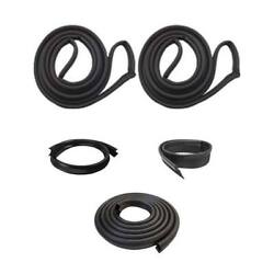 1976-1980 Ford Pinto And Mercury Bobcat 2dr Wagon Body Weatherstrip Seal Kit