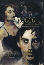Rocco And His Brothers [new Dvd]