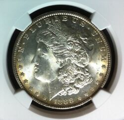 1888 O Vam 9 Ngc Ms 65 Morgan Silver Dollargene L Henry Legacy Collection