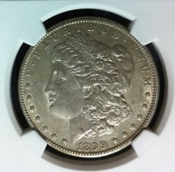 1899-o Vam 5 Ngc Au 53 Morgan Silver Dollargene L Henry Legacy Collection