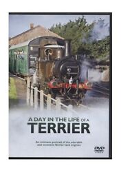 A Day in the Life of a Terrier - Eccentric Terrier Tank Engines (DVD) -  CD JOVG