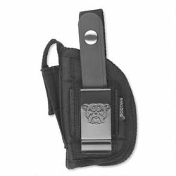Bulldog holster plus Extra-Magazine Pouch for Kel-Tec p-32p-3AT with Laser Site