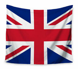 East Urban Home Classic Union Jack by Bruce Stanfield Wall Tapestry