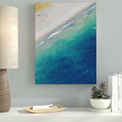 Ebern Designs 'Meditation and Calming (52)' Photographic Print on Canvas