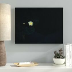 Ebern Designs 'Meditation and Calming (13)' Photographic Print on Canvas