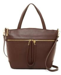 New with Tag - $288 Hobo International Perfect Union Tote Chocolate Leather Tote