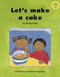 Letand039s Make A Cake Set Of 6 Paper Longman Book Project By Body Wendy