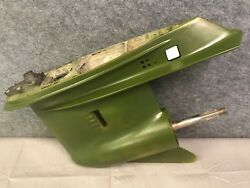 Clean Used Freshwater Johnson And Evinrude V6 155 Hp Commercial Lower Unit