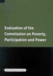 Evaluation Of The Commission On Poverty Participation And Power By Gaster Luc