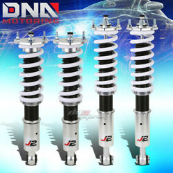 J2 Engineering For Altezza Is 300/200 32-way Coilover Spring/damper/shock/struts