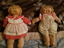1984 Cabbage Patch Kids Doll