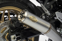 Kawasaki Z900rs /cafe 2018 Zard Full Exhaust System Silencer Road Legal New
