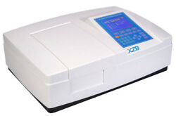 Double Beam UV/VIS Spectrophotometer Ultraviolet Visible 1200Lines with software