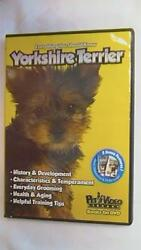 Everything You Should Know YORKSHIRE TERRIER DVD Used DVD Pet Video Library