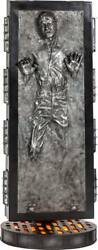 Han Solo in Carbonite Lifesize Figurine 1:1 Scale Star Wars Sideshow Collectible