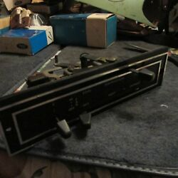 Nos 1971 - 1980 Ford Pinto Mercury Bobcat Heater Control Pod Panel Assembly New