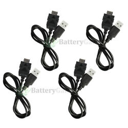 4 NEW USB Charger Cable for Android Phone Pantech Matrix Breeze II C740 C820 Pro