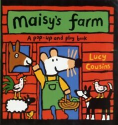Maisy's Farm By Cousins, Lucy Hardback Book The Fast Free Shipping