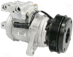 Four Seasons 78379 Air Conditioning Compressor New Aluminum 10PA17E R-134A Ea